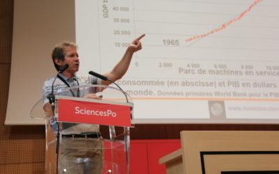 """Jean-Marc Jancovici sur la RTS : """"Le réchauffement climatique a le potentiel de tuer beaucoup, beaucoup plus de monde que le COVID !"""""""